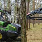 Här finns skogsmaskinerna för minskat klimatavtryck