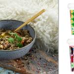 Edgy Veggy Cup – veganska snabbmåltider när tiden tryter