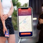 Trygghetslarm i mobilen – med Vakta Companion är hjälp bara ett knapptryck bort