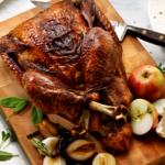Helstekt kalkon – enklare att laga än du tror