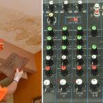 Vattenskadan totalförstörde hans musikutrustning – då gjorde Adam så här