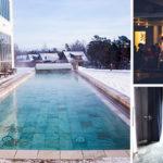 En hotelldröm med spa & konferens