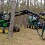 Nu lanserar John Deere en ny generation mindre och medelstora skördare