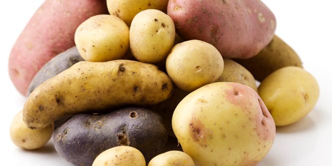 varför är potatis bra