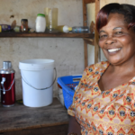 Med ett mikrolån och en ko förändrades livet