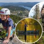 Se äventyrslistan: Vad gör du helst i Funäsdalen?