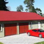 Trend: Nu kan du designa ditt garage i 3D