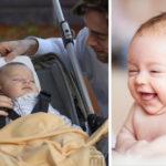 Så kan kudden förebygga platt huvud hos spädbarn