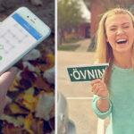 Smarta appen hjälper dig med körkortsteorin