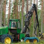 Så hjälper deras skogsmaskiner människa och miljö