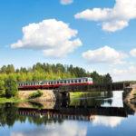Vill du åka tåg genom Sverige? Här är en av de vackraste sträckorna