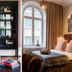 Livfullt och pampigt – kika in i unika hotellets nyrenoverade rum