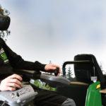 Nyhet: Skogsmaskinsimulator med VR-teknik ska utbilda skogsmaskinförare