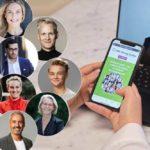 """Hela Sverige Samlas online: """"Vill hjälpa företagare och arbetslösa"""""""