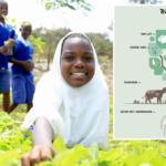 Tack vare träden slipper Zainabu svälta