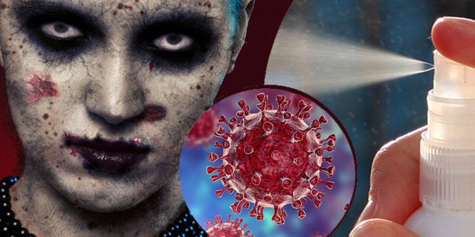 """""""Zombieeffekten"""" kan döda virus och bakterier"""