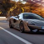 Här finns McLarens exklusiva sportbilar
