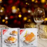 Gör julen extra lyxig i år – med havets läckerheter