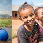 Tillgång till rent vatten ger stärkt hälsa – och bättre ekonomi