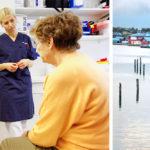 På Åland kan du fokusera på att vara läkare