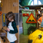 Utforska och skapa på Mulle Meck i Glada Hudik
