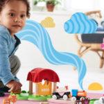 Upptäck en helt ny värld med leksaker från BRIO