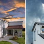 Så enkelt kan du förändra utsidan på ditt hus