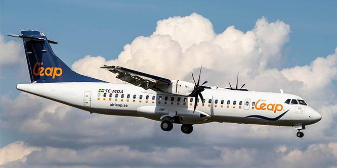 Air Leap satsade under pandemin – är nu Sveriges snabbast växande flygbolag