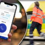 SOS Alarms nya app räddade liv direkt
