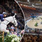 Snart dags för den 44:e upplagan av Gothenburg Horse Show