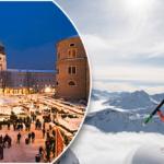 Klimatsmart skidsemester i Österrike