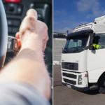 Christoffer, 28: Därför ska du bli lastbilschaufför