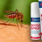 Nu kan du njuta av våren – utan mygg- och fästingbett