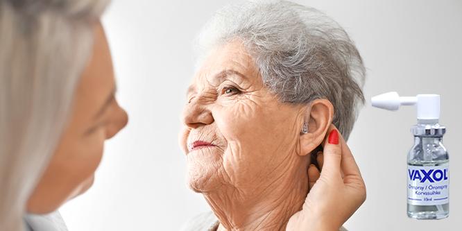 Vaxol – för dig med vaxproblem eller klåda i hörselgången