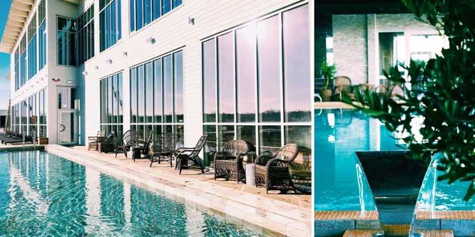 Unna dig vardagslyx med spa – på Hotell Havsbaden i Grisslehamn
