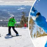 Upplev fjällmagi på Sveriges nyaste skidanläggning!