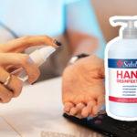 Därför väljer många att använda Salubrins handdesinfektion